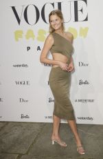 Toni Garrn At Vogue Celebrating 40 years Party in Berlin