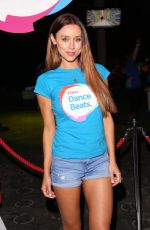 Una Healy Attends Tesco Dance Beats at Wembley in London