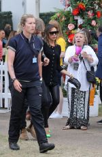 Victoria Beckham At British Summer Time in London