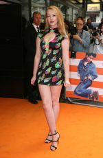 Victoria Clay At Blinded By The Light Film Premiere in London