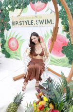 Victoria Justice At Look At Miami Swim Week From ZICO Coco-Refresh in Miami