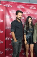 Victoria Justice At SAG-AFTRA Foundation hosts a special screening + Q & A for Summer Night in Los Angeles