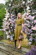 Victoria Pendleton At Goodwood Festival of Speed,