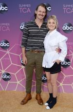 AJ Michalka At ABC TCA Summer Press Tour in West Hollywood