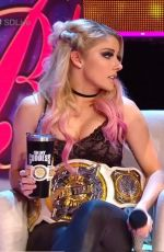 Alexa Bliss At WWE Smackdown in Sioux Falls