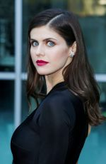 Alexandra Daddario At Can You Keep A Secret? Premiere in Hollywood