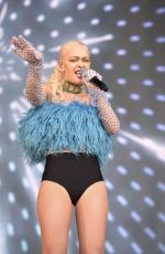 Alice Chater Performs at Brighton & Hove Pride