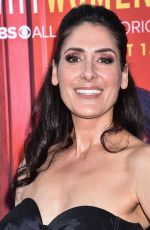 Alicia Coppola Arrives at the Los Angeles Premiere Of CBS All Access