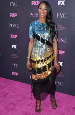 Angelica Ross Arrives at the Red Carpet Event For FX