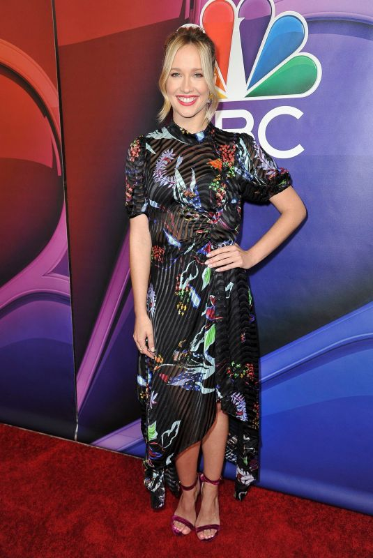 Anna Camp At 2019 Summer TCA Press Tour - Day 17 in Beverly Hills