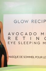AnnaLynne McCord At Glow Recipe Product Launch in Los Angeles