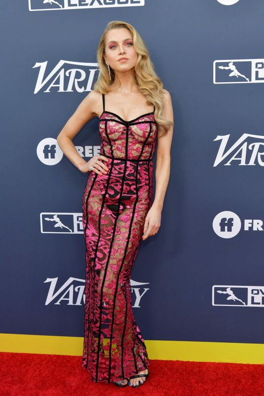 Anne Winters Attends Variety
