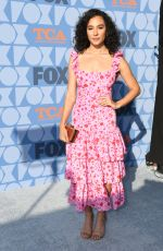 Aurora Perrineau At Fox Network