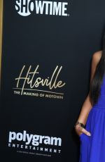 "Bianca Lawson At ""Hitsville: The Making Of Motown"" premiere in Los Angeles"
