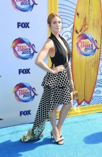 Brittany Snow At FOX