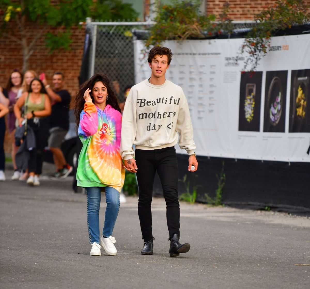 Manhattan New: Camila Cabello & Shawn Mendes Are Seen Walking In Brooklyn