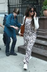 Camila Cabello & Shawn Mendes Leaving an apartment in New York City