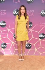 Camilla Luddington At ABC
