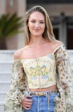 Candice Swanepoel At 76th Venice Film Festival Photocall