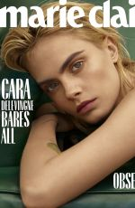 Cara Delevingne - Marie Claire - september 2019
