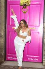Charlotte Dawson At MTV Cribs UK Photocall in London
