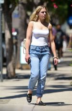 Chloe Lukasiak Out in LA