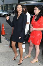 "Diane Guerrero Outside ""The Daily Show with Trevor Noah"" in NYC"