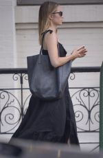Dianna Agron Out in New York City