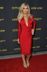 Donna D'Errico At Low Low Los Angeles Premiere at Arclight Hollywood