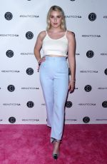 Elli Moore At Beautycon Festival LA: Day 1 held at the Los Angeles Convention Center