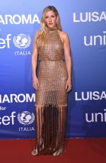 Ellie Goulding At UNICEF Summer Gala in Italy