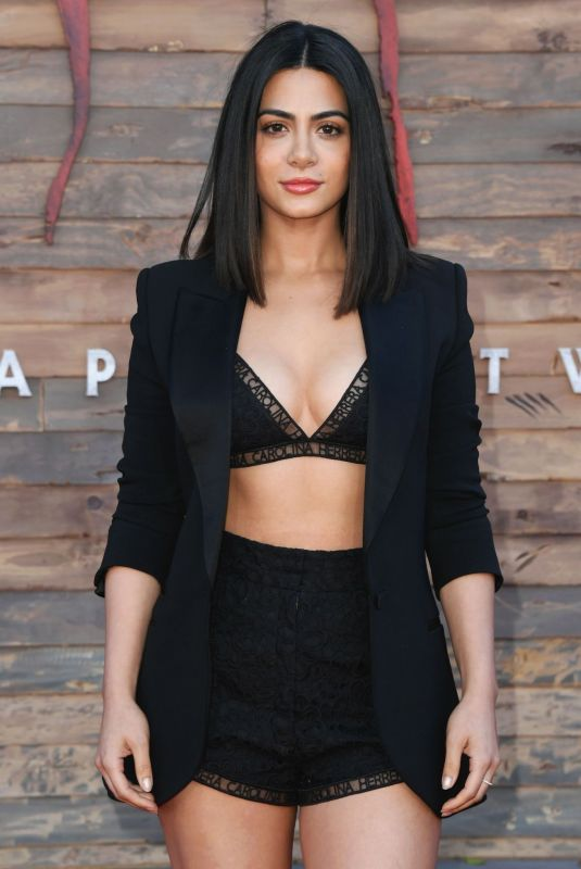 Emeraude Toubia At It: Chapter Two Premiere in Westwood