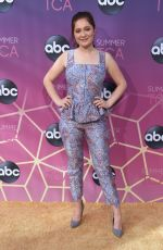 Emma Kenney At ABC TCA Summer Press Tour at Soho House in West Hollywood