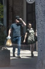 Emma Roberts Out shopping in LA
