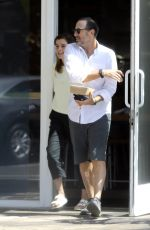Emma Watson Out for lunch in Santa Monica