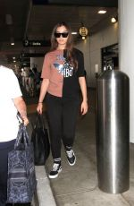 Hailee Steinfeld At LAX Airport