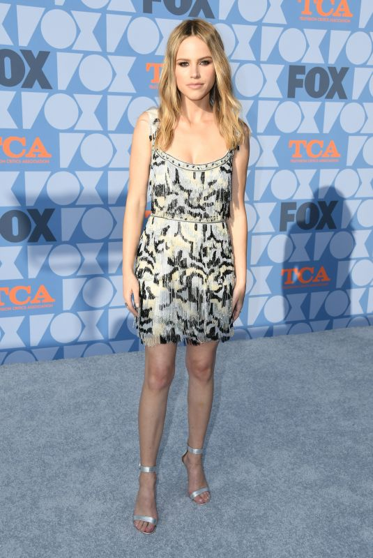 Halston Sage At Fox Summer TCA 2019 All-Star Party in Beverly Hills