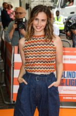 Heida Reed At Blinded by the Light Premiere in London