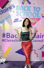 Indiana Massara At Claire's Back to School Bash in LA