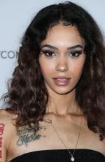 Indyamarie Jean Pelton At Beautycon, Los Angeles Convention Center, Los Angeles