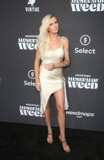 Ireland Baldwin At Weedmaps Museum of Weed Exclusive Preview Celebration in Hollywood