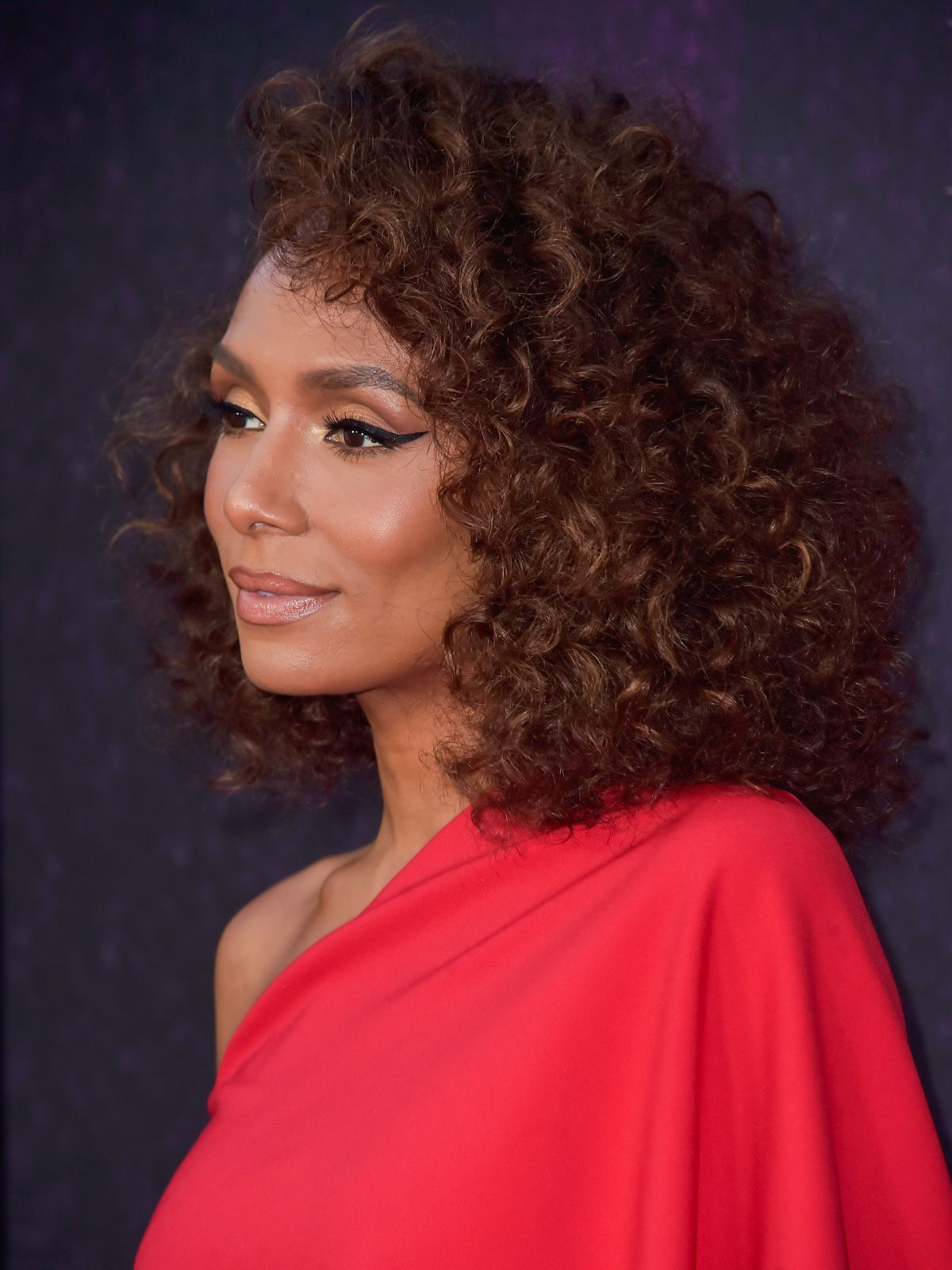 Janet Mock Arrives At The Red Carpet Event For Fx S Pose