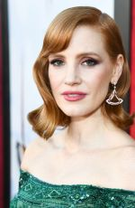 Jessica Chastain At It: Chapter Two Premiere in Westwood