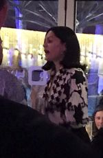 Jessie J Heading for dinner at Olivia