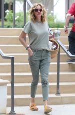 Julia Roberts Looks stylish and chic after a trip to Starbucks, Malibu