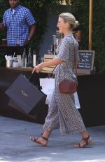 Julianne Hough Attends the InStyle Day of Indulgence party in Brentwood