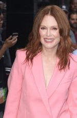 Julianne Moore At Good Morning America in New York City