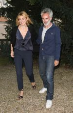 Julie Gayet At 12th angouleme french-speaking film Festival