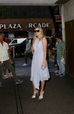 Kate Upton Is seen arriving at the Today Show in New York