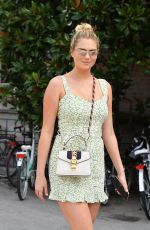 Kate Upton Out in Venice